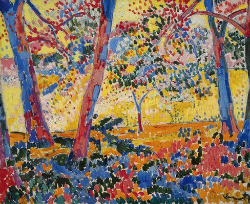 Maurice de Vlaminck'sSous-Bois, 1905