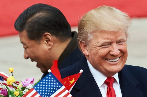 China Fears Trump Wants a New Cold War