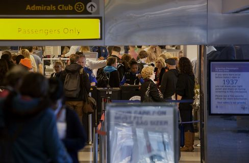 Air Travelers Face More Delays on U.S. Controller Furloughs