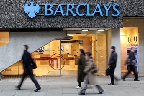 Barclays' Pension Fund Said Plan $554 Million LBO Funds Sale