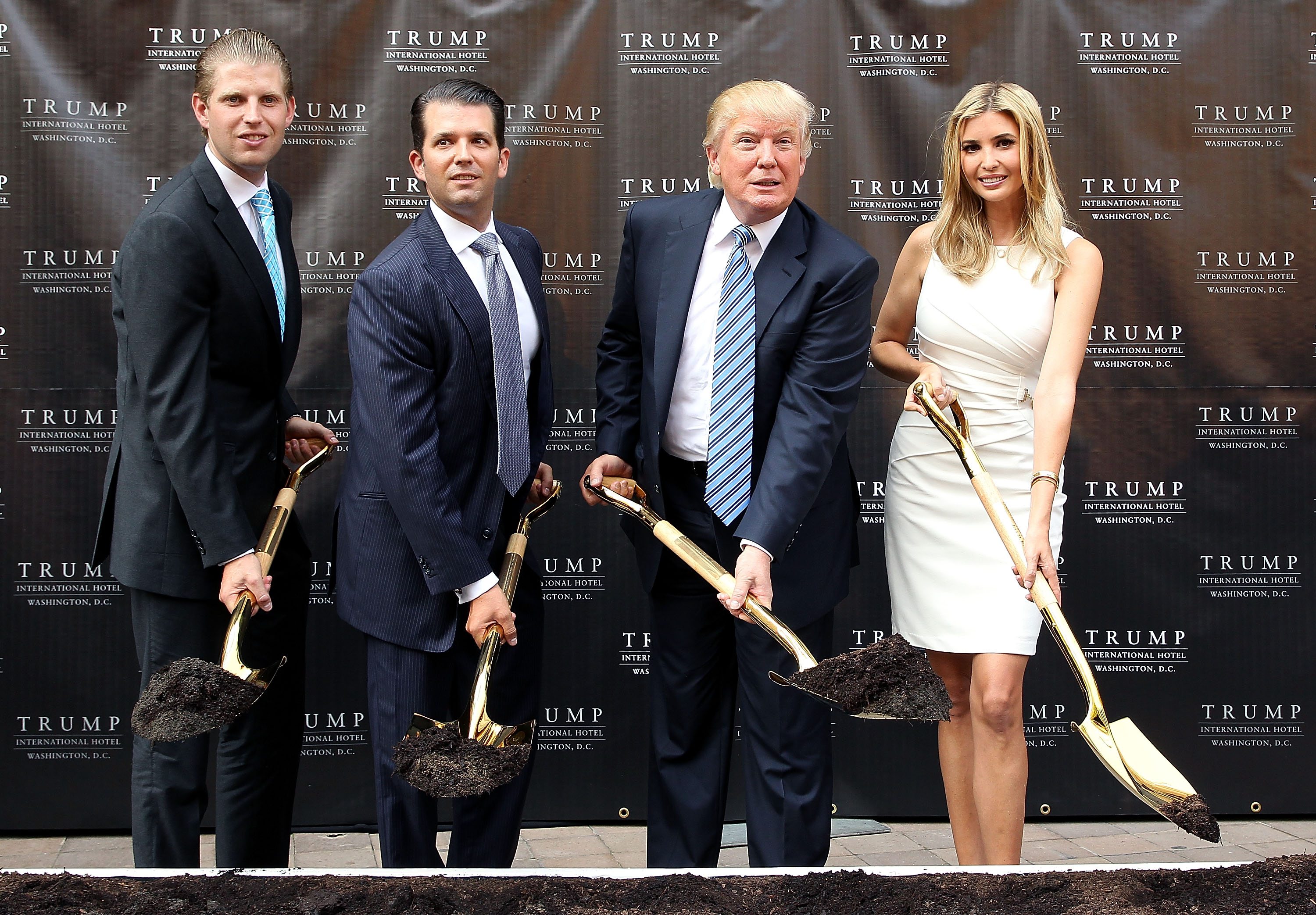 Image result for trump foundation