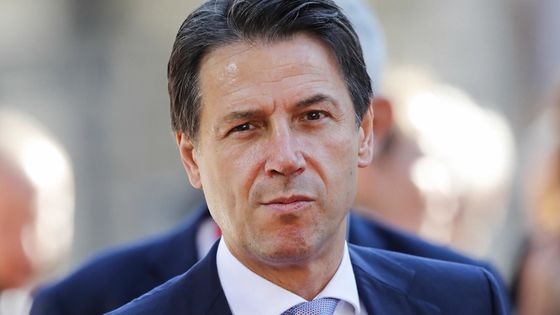 Italy's Conte Calls on Lawmakers to Back His Plan to Govern