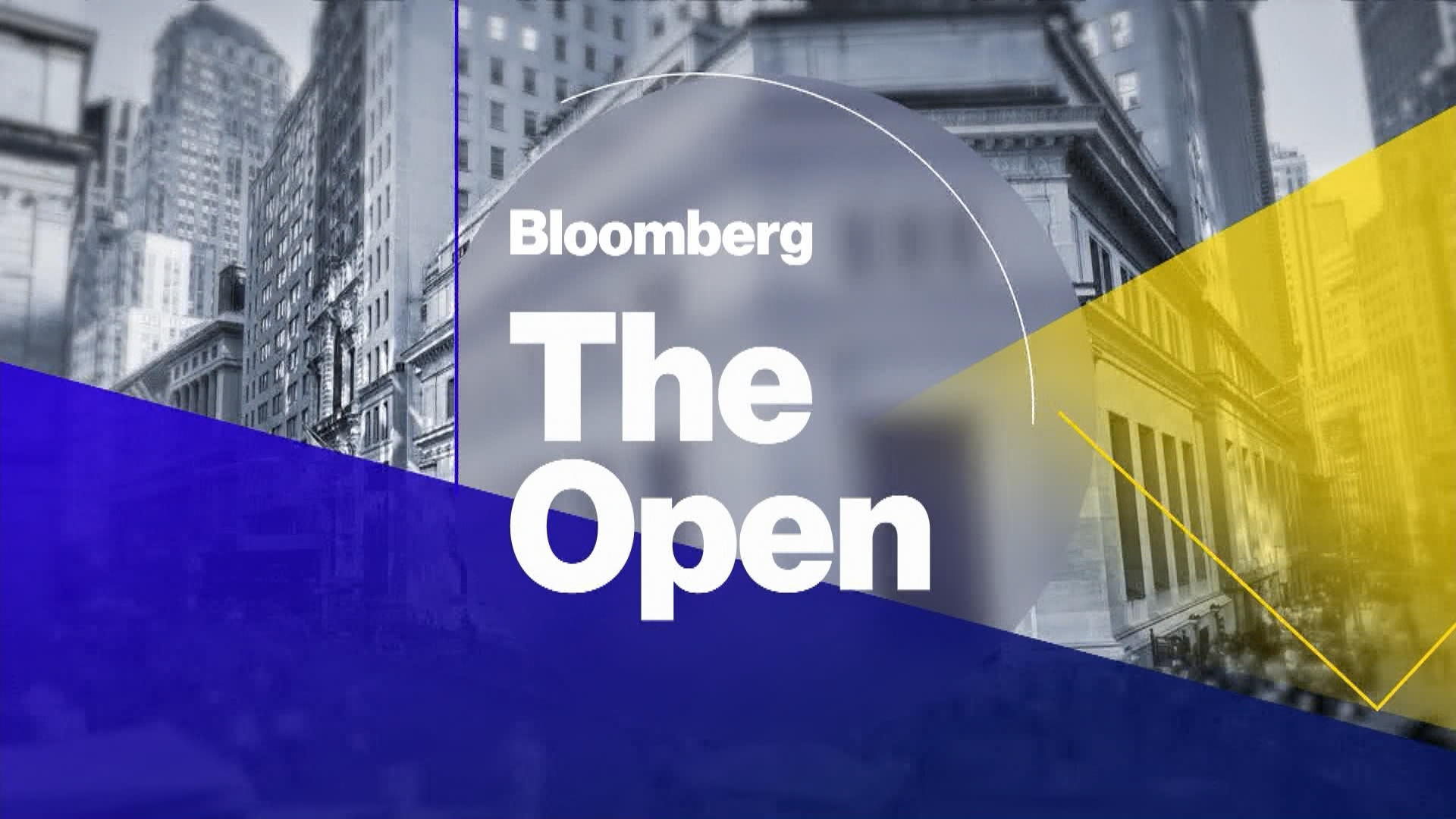 'Bloomberg Markets: The Open' Full Show (05/24/2019)