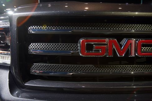 GM Plans 10-Weeks of Pickup Downtime as Inventories Rise 24%