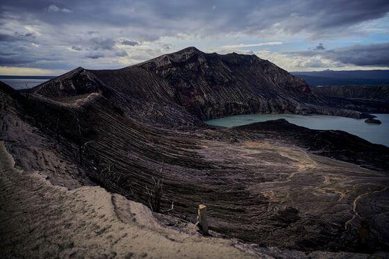 Philippines Raises Taal Volcano Alert on Increasing Unrest