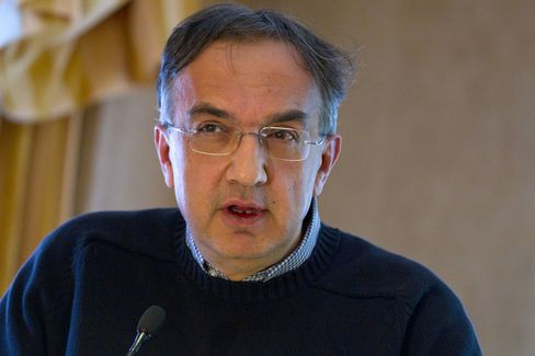 Marchionne Says Fiat May Boost Chrysler Stake to 51%