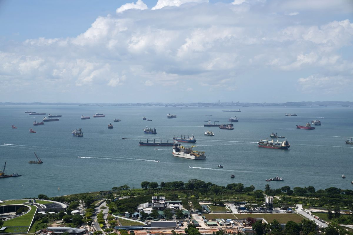 Ship Owner Linked to Troubled Oil Trader Is Under Judicial Management, Business Times Reports