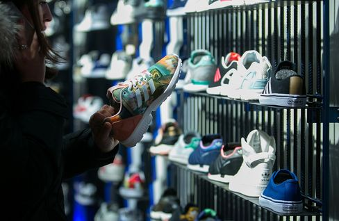 Prices stagnated in April from a year earlier after falling 0.1 percent in March, the European Union's statistics office in Luxembourg said Thursday. The inflation reading was in line with the median estimate in a Bloomberg survey. Unemployment held at 11.3 percent in March.