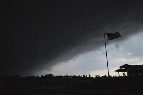 Severe Storms, Possible Derecho Forecast for U.S. Northeast