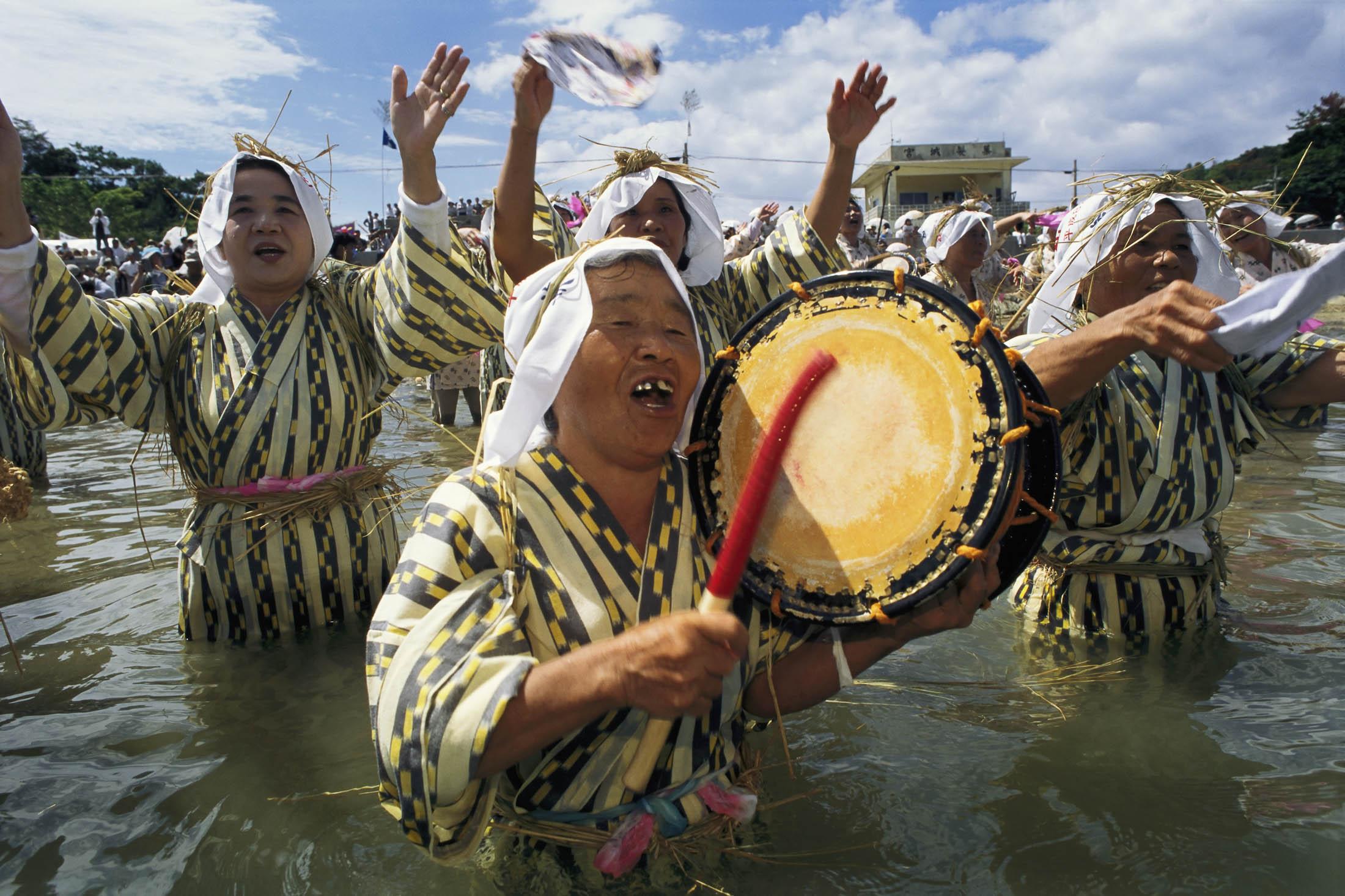 Okinawa's Island Centenarians