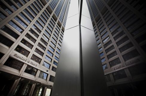 S&P Said to Face SEC Inquiry on 2011 Commercial-Mortgage Bonds