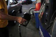 Gas Stations As Cheaper Pump Prices Await Record Number Of July 4 Drivers
