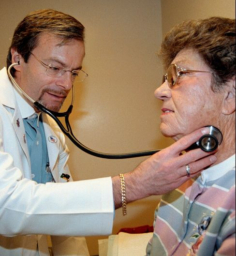 Budget Proposes Shifting Money to Doctors, Away From States