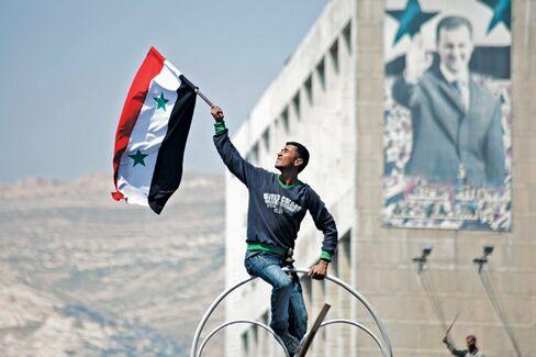 Syria's Economy Starts to Crumble