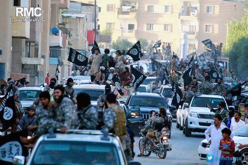 Mideast Syria Iraq