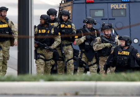 Attacker Plows Into Crowd, Stabs People at Ohio State Campus