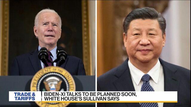 Biden-Xi Talks to Be Planned Soon