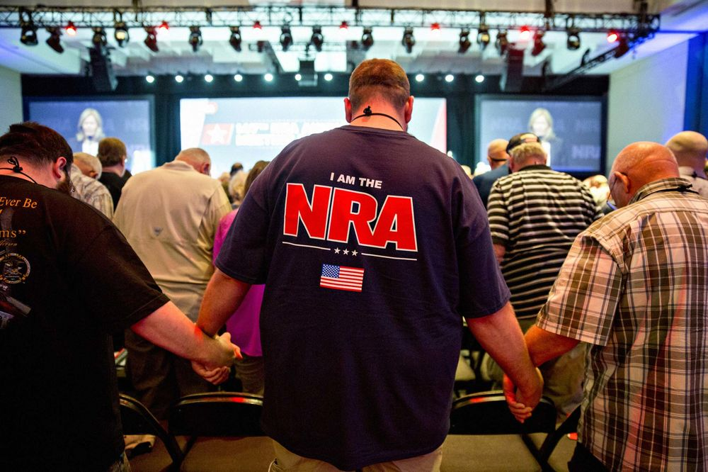 Nra Show 2020 Dallas.Fear Of Gun Control Laws Might Help Replenish The Nra S