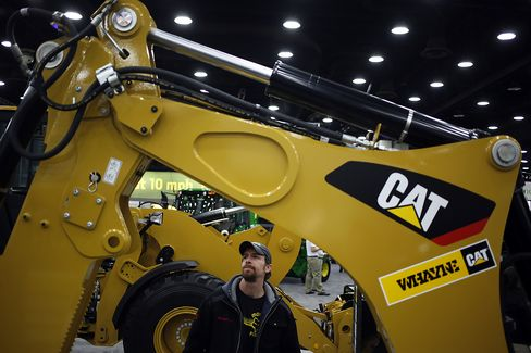 Caterpillar Dodged $2.4 Billion Tax in Swiss Move, Inquiry Finds