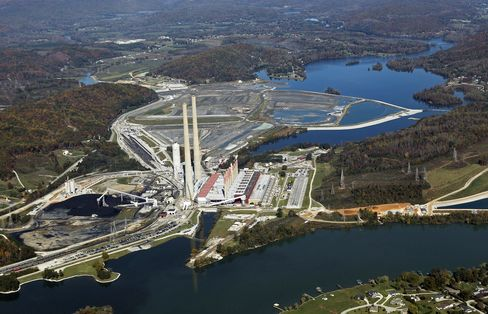 New Deal for Roosevelt's TVA Seen as Hard Sell for Obama