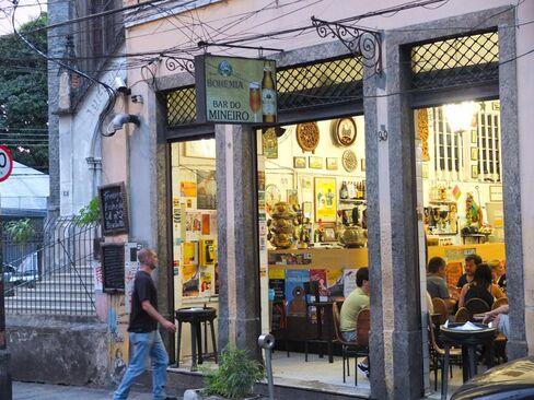 Bar Do Mineiro.