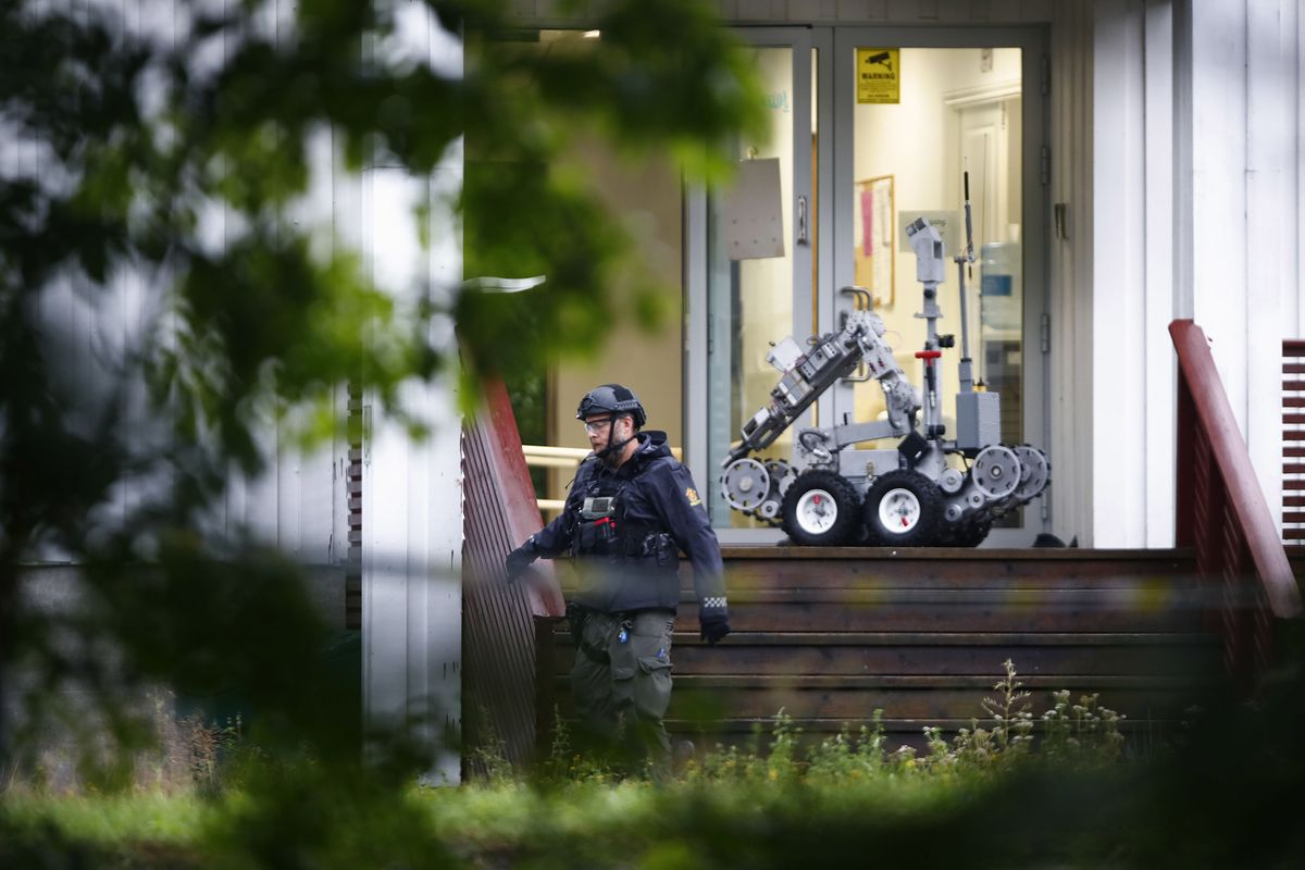Norway Police Treat Mosque Shooting as Attempted Terror Attack