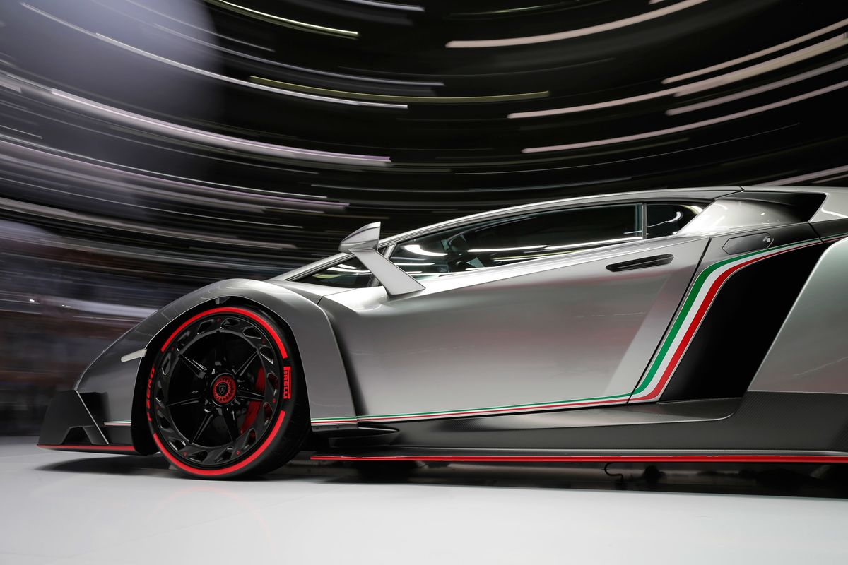 Lamborghini Made Three Venenos To Celebrate Its 50th Birthday And The Supercar Is Ingly Named After One Of Most Famous Aggressive Spanish