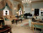 The Royal Suite at the Waldorf Astoria