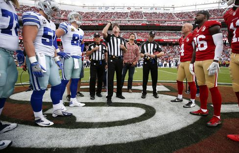 NFL Executives Blame 'Confluence of Events' for Ratings Declines