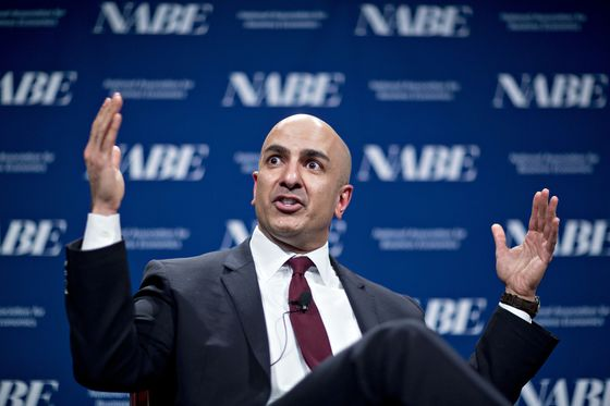 Kashkari Says Worker Bargaining Power Should Inform Fed's Stance