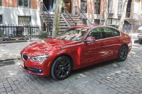 BMW has been making the 3-Series for 40 years. This is the 6th generation of the car.