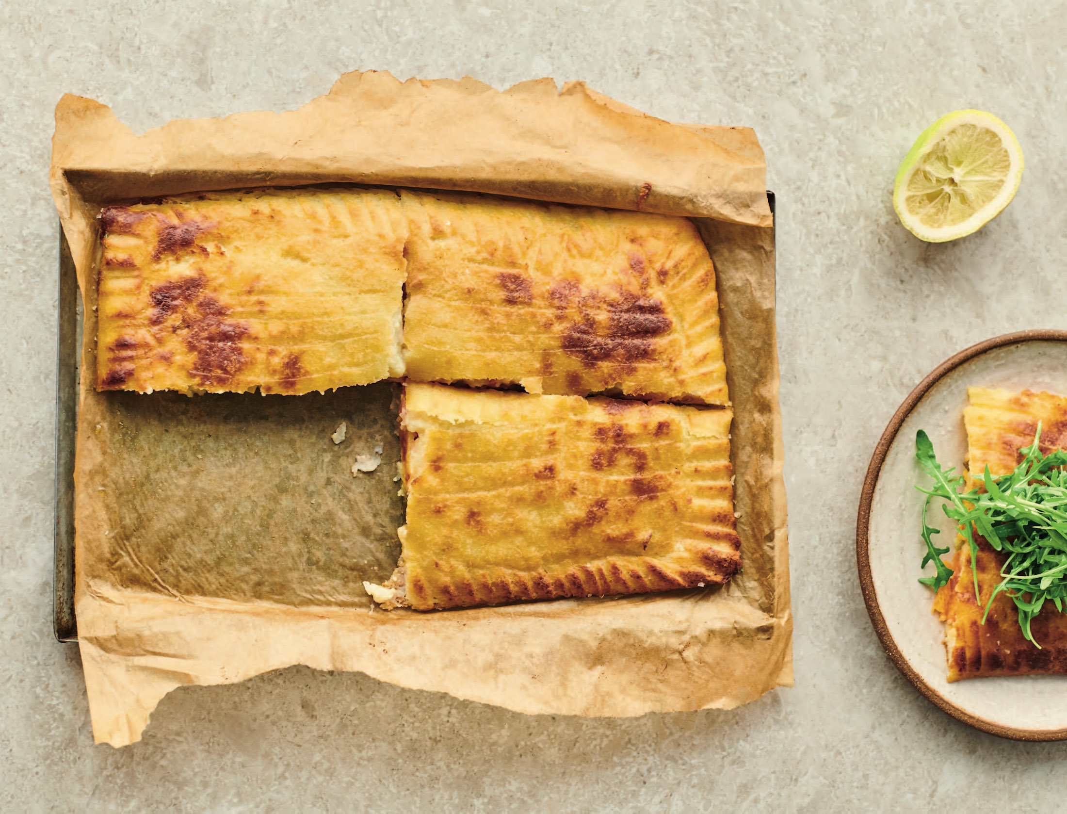 Jamie Oliver Recipe Turns Leftover Mashed Potatoes Into A Cheese Pie Bloomberg