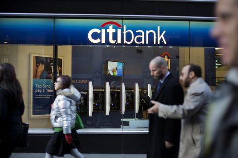 Citigroup Joins Bank of America in Reducing Exposure to Russia