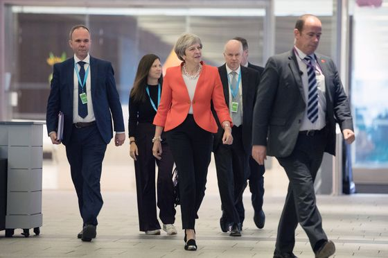 Theresa May Fights for Her Job as Tory Brexit Splits Widen