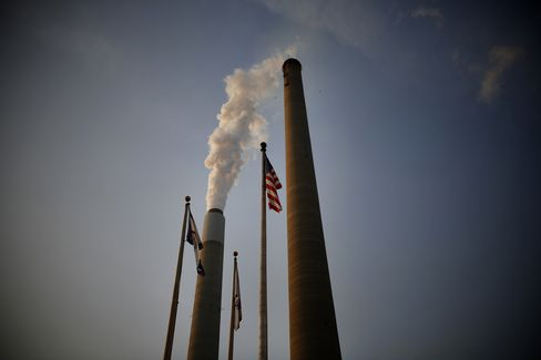 Emissions Rise at a Coal-Fired Power Plant in West Virginia