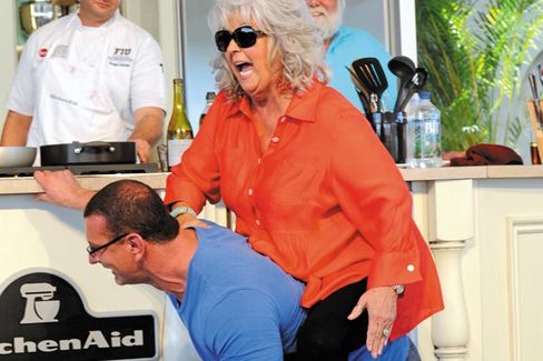 Could Paula Deen Go Back to Food Network?