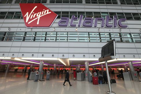 Virgin Atlantic May Add China Flights Using Slots Ceded by IAG