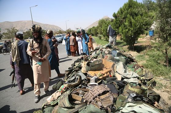 Idled Planes, Wrong Camouflage: How the U.S. Blew Billions in Afghanistan