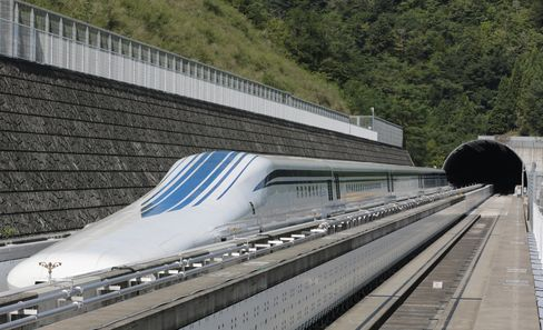 World's Fastest Train to Resume Trials as Japan Plans New Line