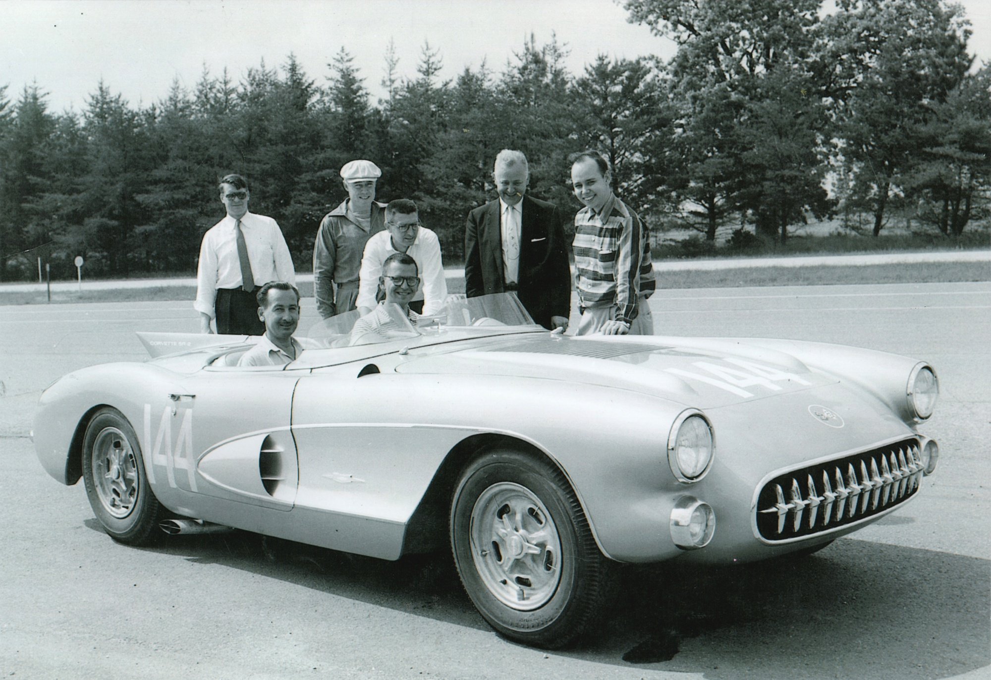 relates to A Front-Row Seat to 70 Years of Automotive Design