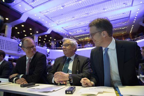 Deutsche Bank Sees Frankfurt as New London Amid Brexit Gloom