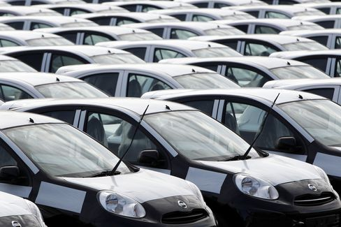 Thai-Made Nissans Mark Japan Shift to Rival Fall of Last Shogun