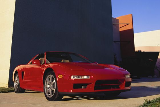 The Classic Acura NSX Is a Better Investment Than the Dow