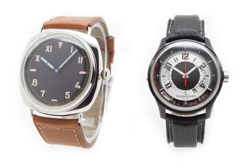 Watches range from vintage finds to pre-owned modern pieces.