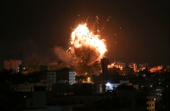 Gaza Border Quiets Down After Heaviest Fighting Since 2014