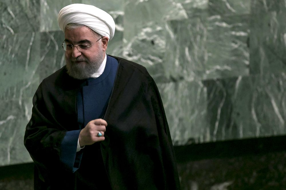 Iranian Lawmakers Reject Framework of Rouhani's New Budget