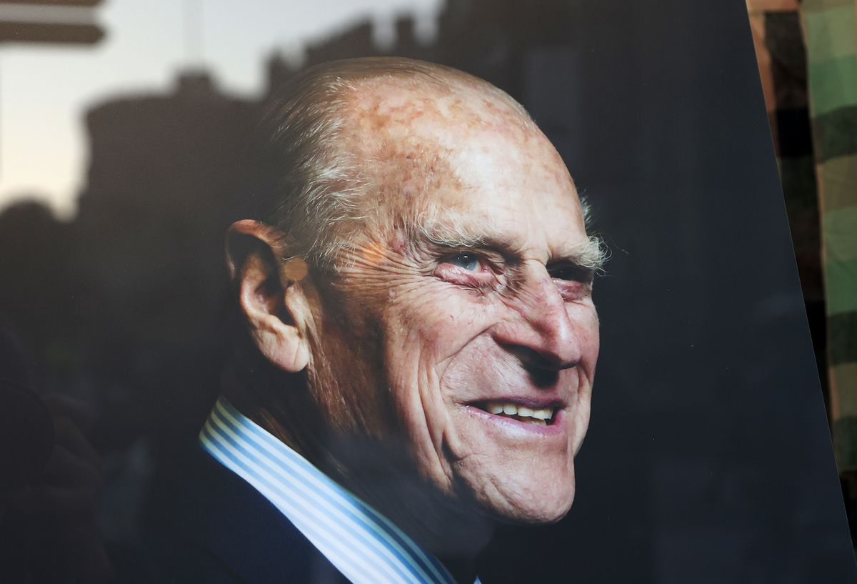 Funeral to Praise Philip's Courage and Support for Queen