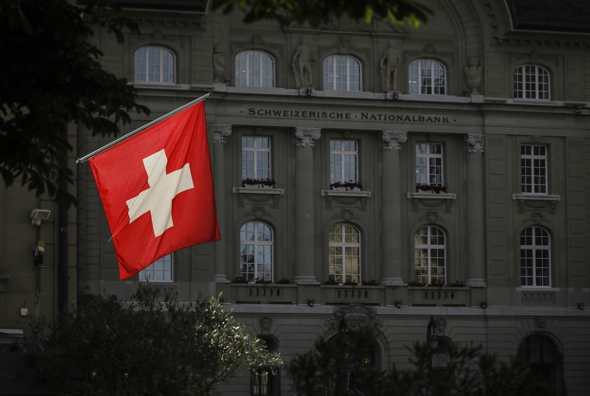 Swiss National Bank May Have to Sell Some of Its $100 Billion in U.S. Stocks