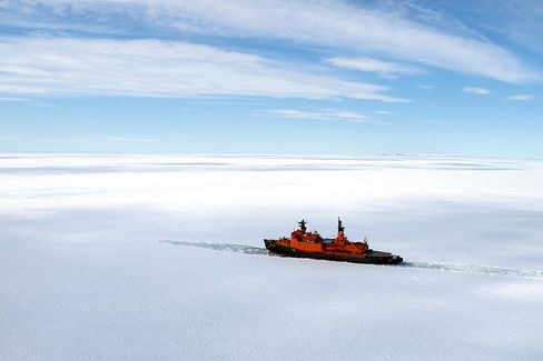 South Korea's Bet on Arctic Shipping Lanes
