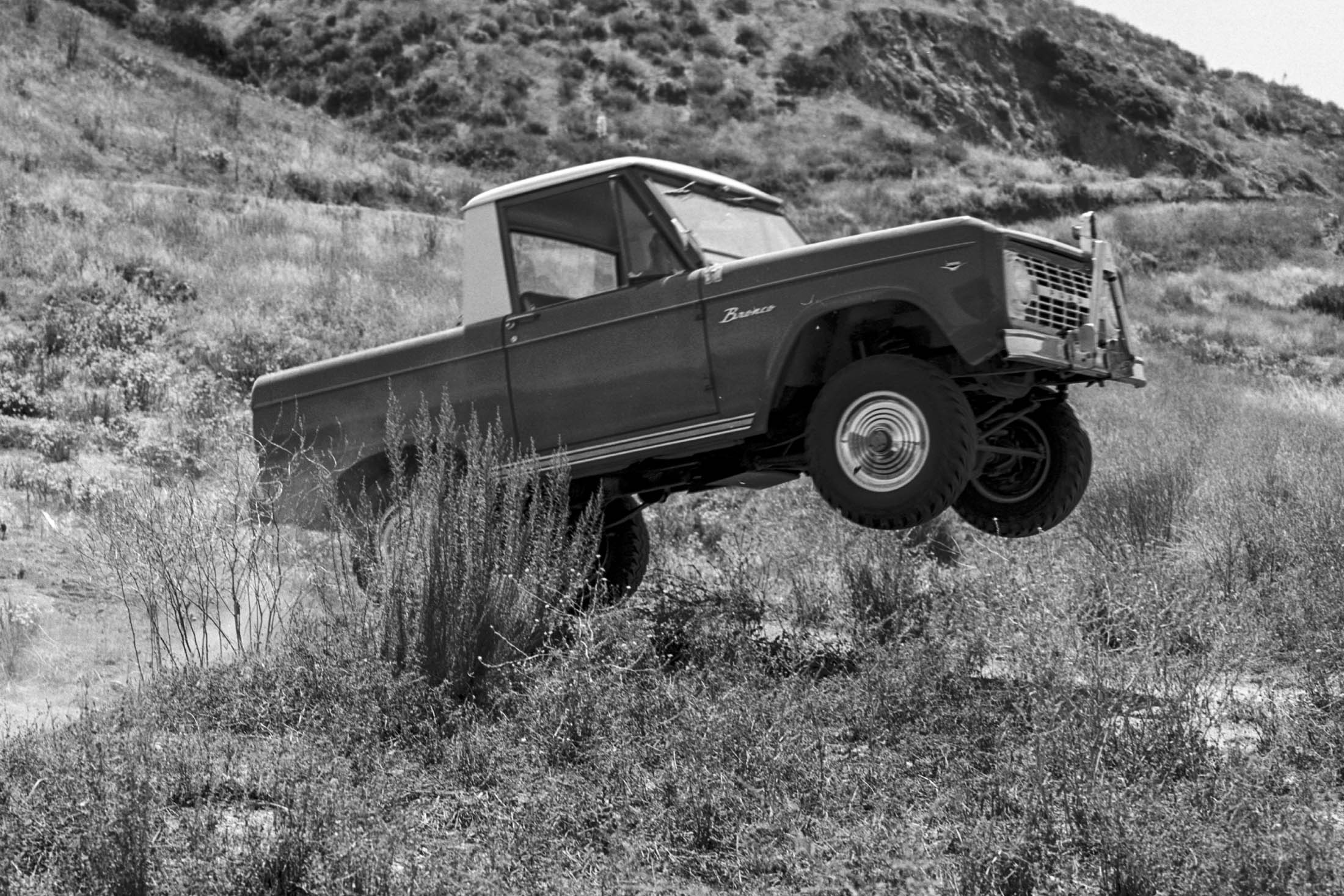 Buy a Vintage Ford Bronco Now, Before They Cost More Than $100,000